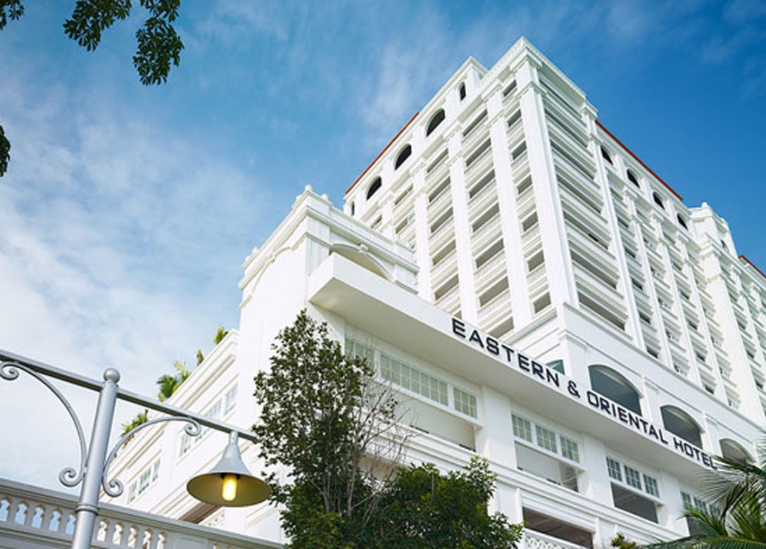 Eastern & Oriental Hotel - Credit Card Hotel Offers