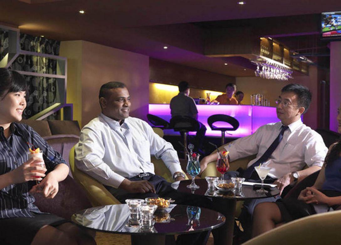Citi Lounge - Cititel Penang - Credit Card Restaurant Offers