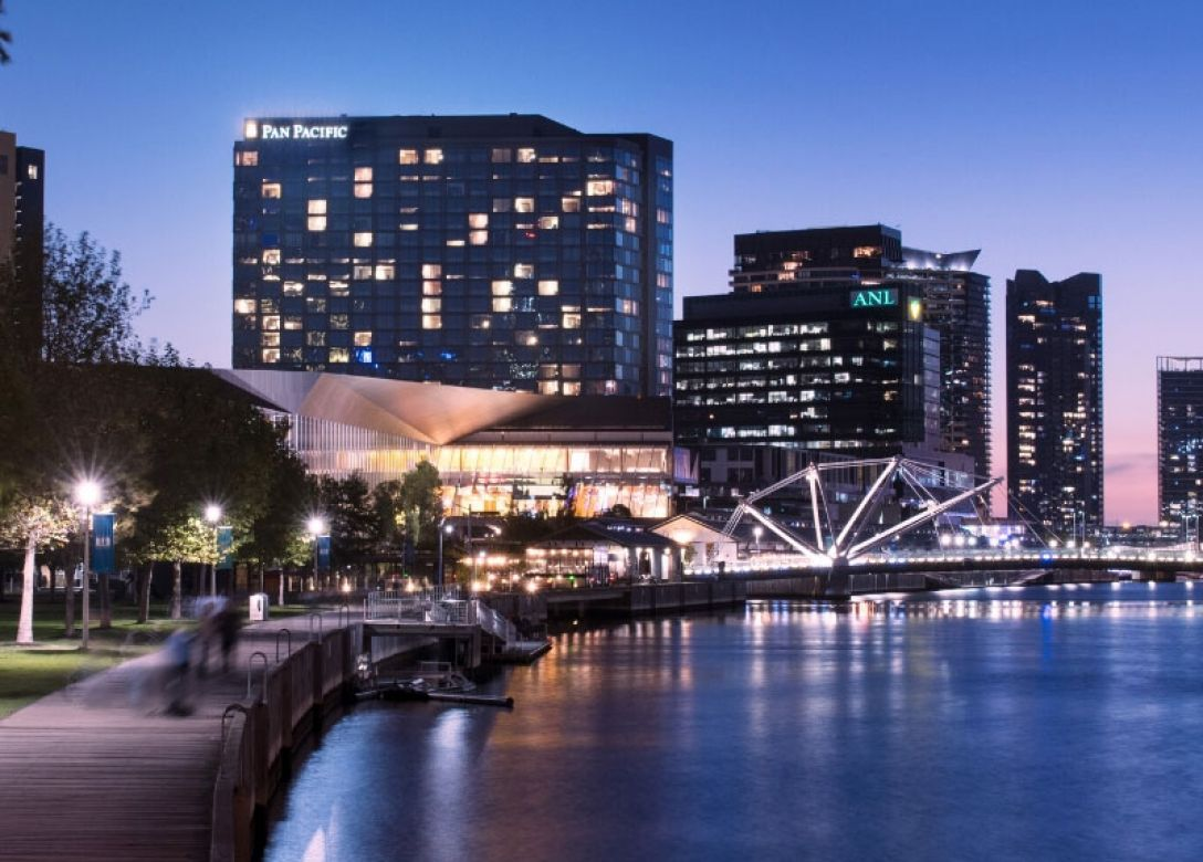Pan Pacific Melbourne - Credit Card Hotel Offers