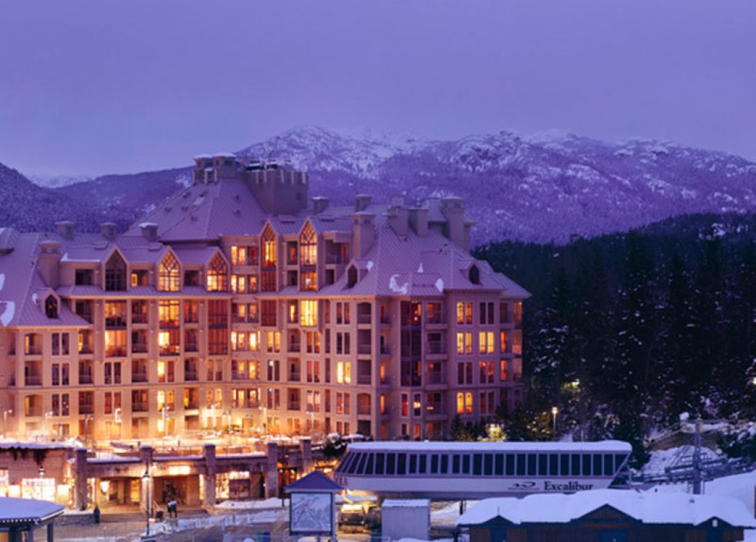 Pan Pacific Whistler Mountainside - Credit Card Hotel Offers