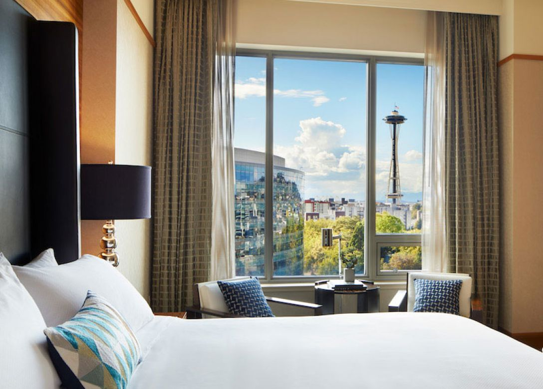 Pan Pacific Seattle - Credit Card Hotel Offers