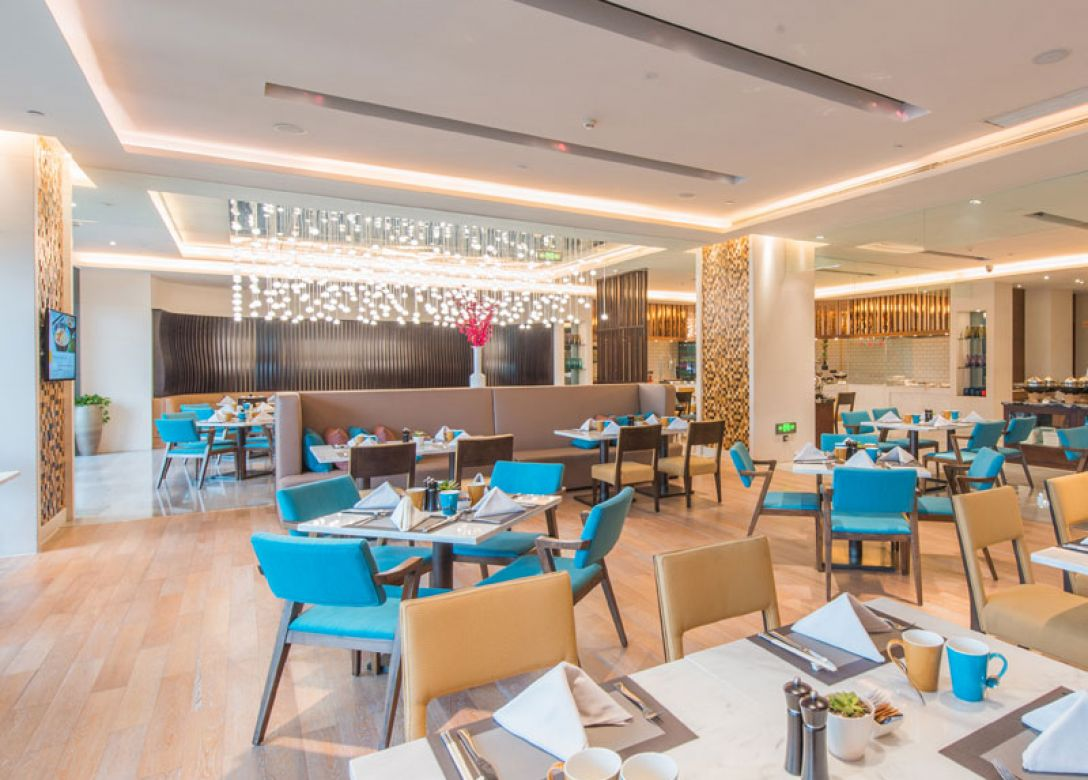 Pacifica, Pan Pacific Tianjin - Credit Card Restaurant Offers