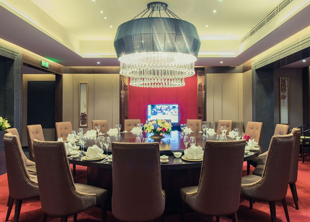Hai Tien Lo, Pan Pacific Tianjin - Credit Card Restaurant Offers