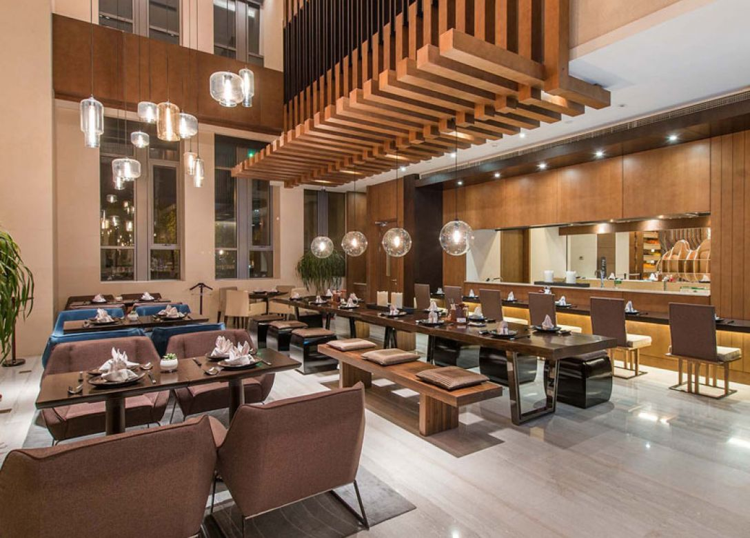 Noodle Bar, Pan Pacific Tianjin - Credit Card Restaurant Offers