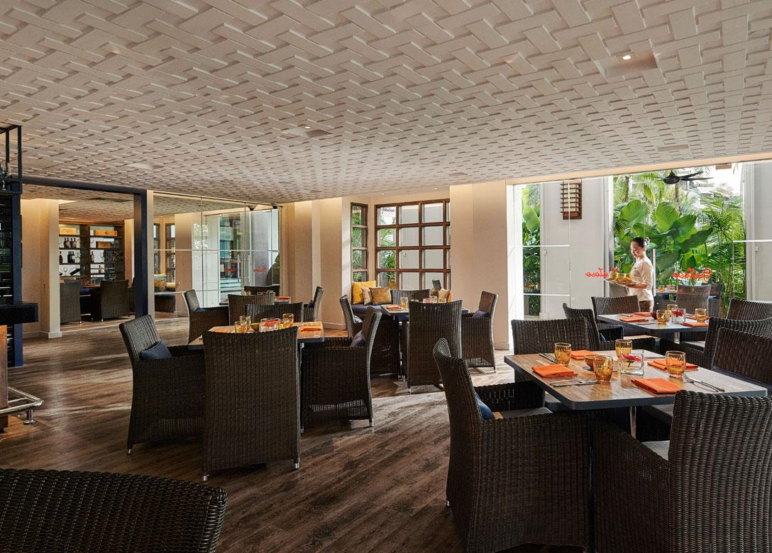 Gustoso, PARKROYAL Penang Resort - Credit Card Restaurant Offers