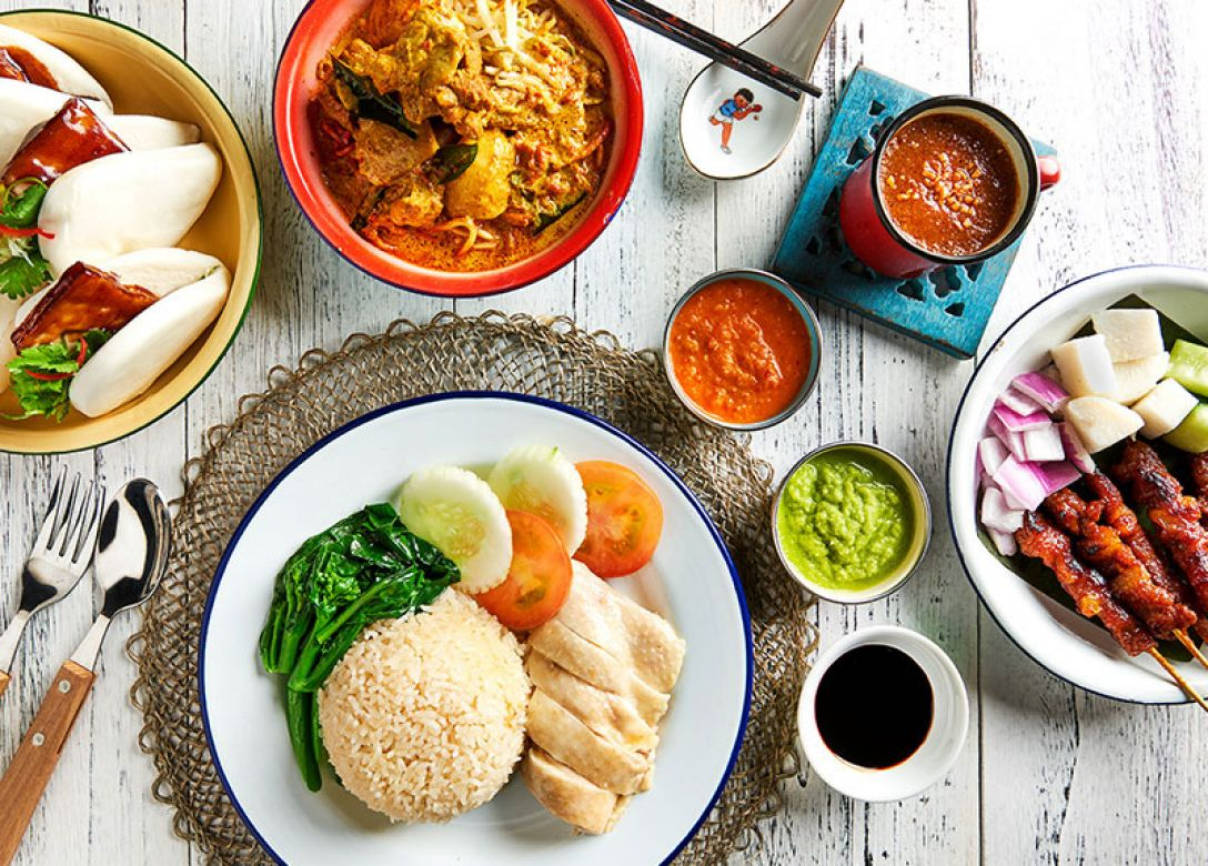 Ginger, PARKROYAL on Beach Road - Credit Card Restaurant Offers