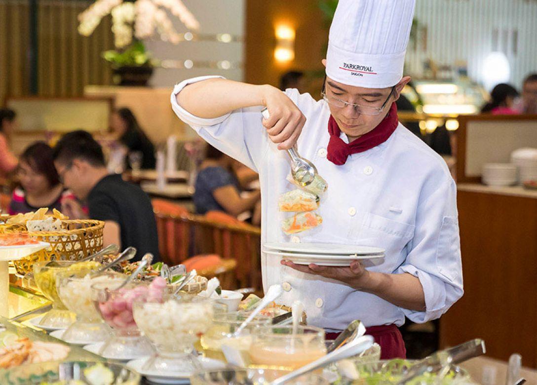 Garden Brasserie, PARKROYAL Saigon - Credit Card Restaurant Offers