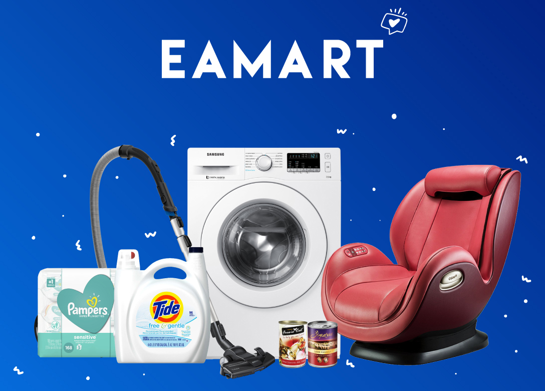 EAMart - Credit Card Shopping Offers