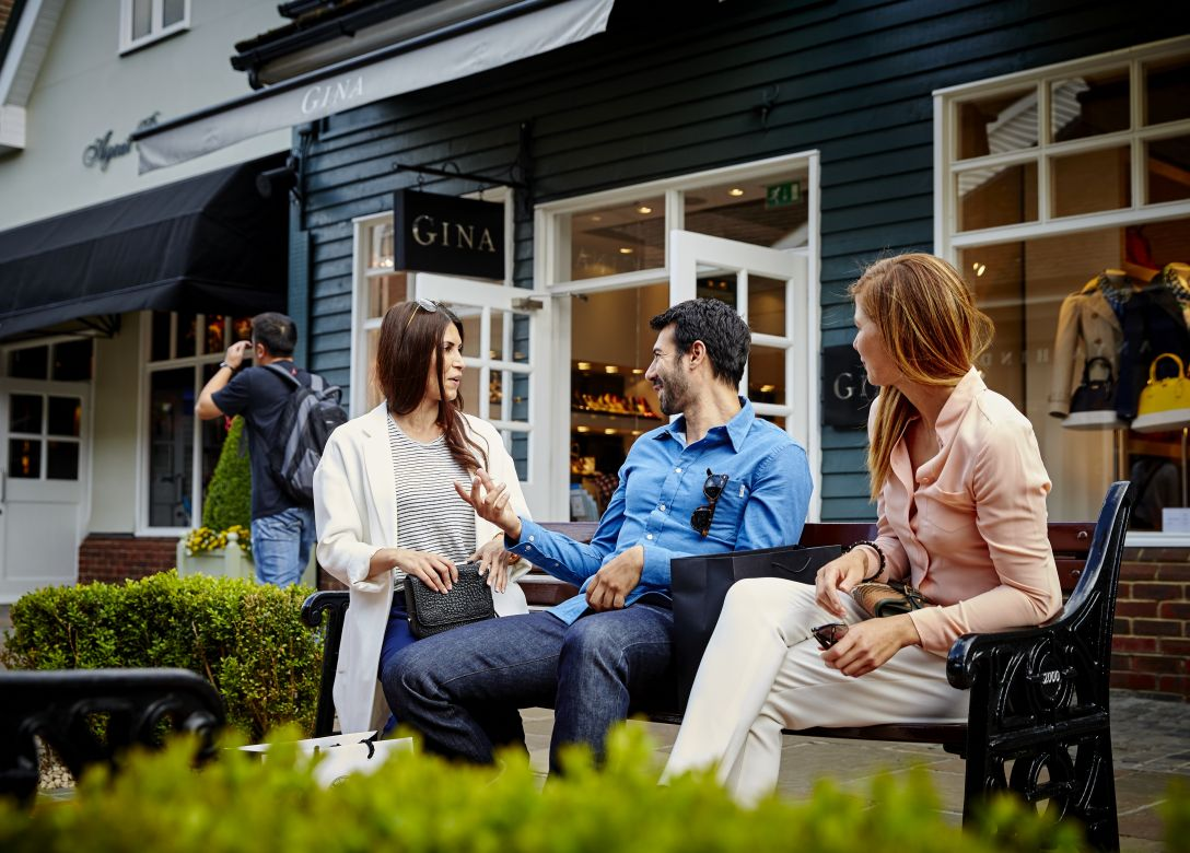 The Bicester Village Shopping Collection - Credit Card Shopping Offers