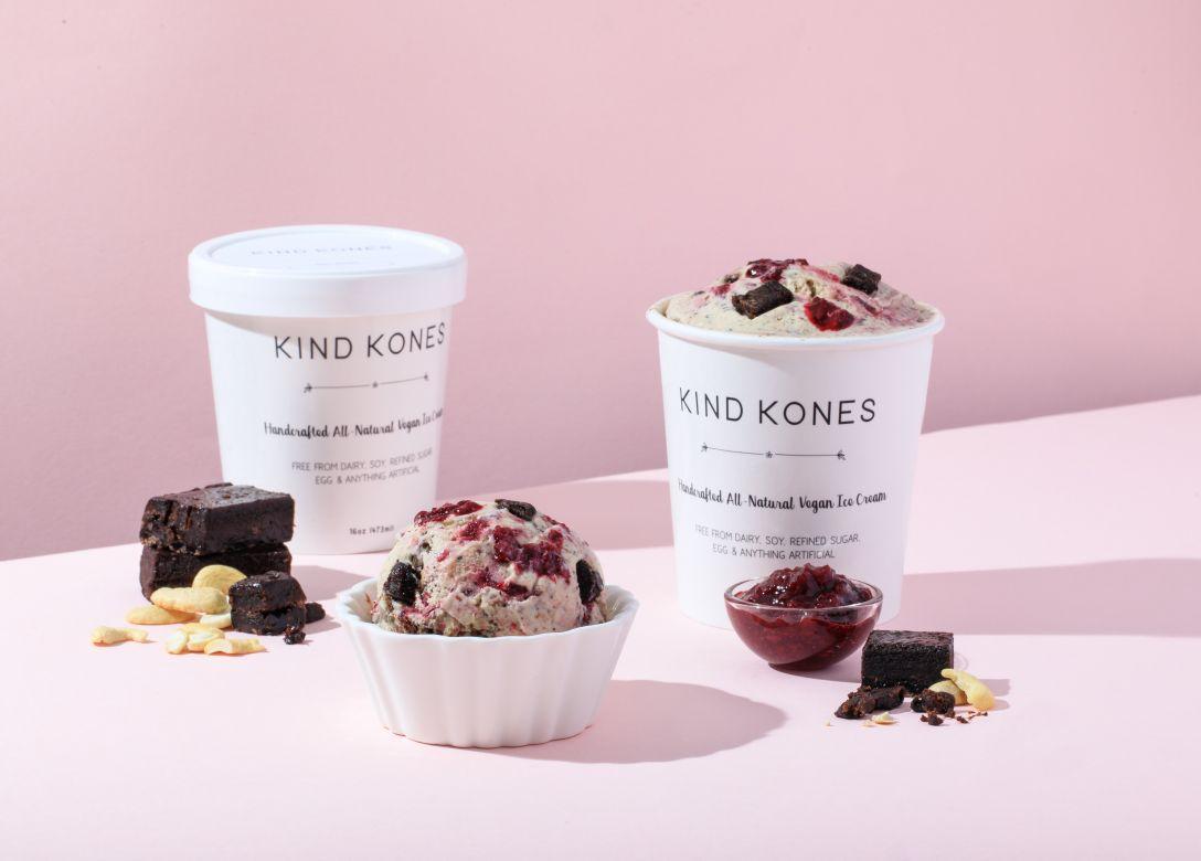 Kind Kones - Credit Card Restaurant Offers