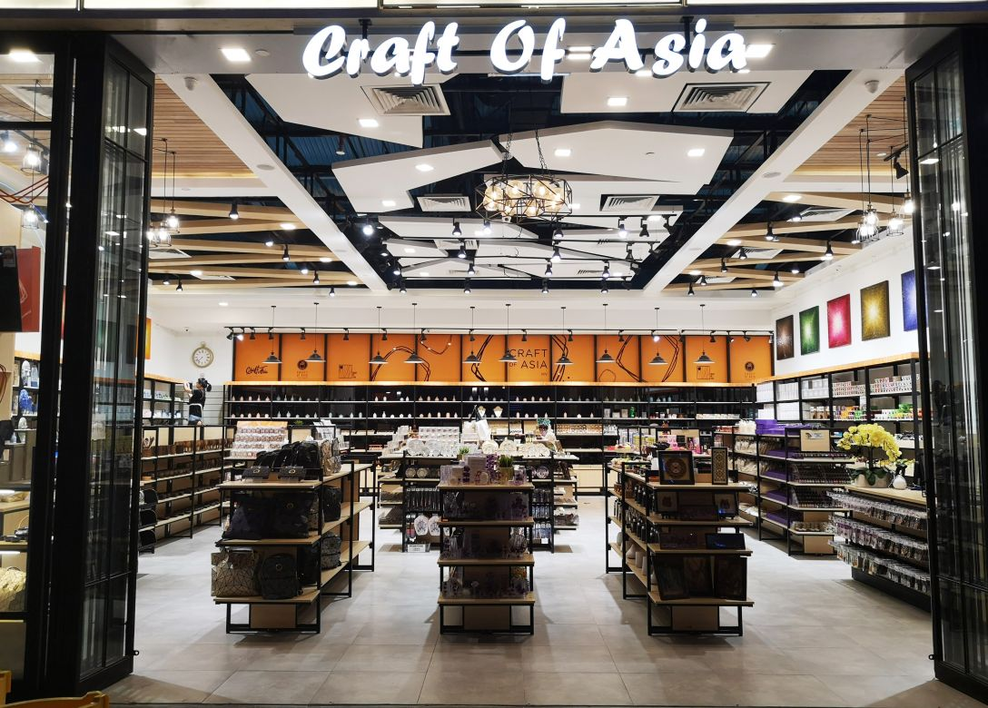 Craft of Asia - Credit Card Shopping Offers