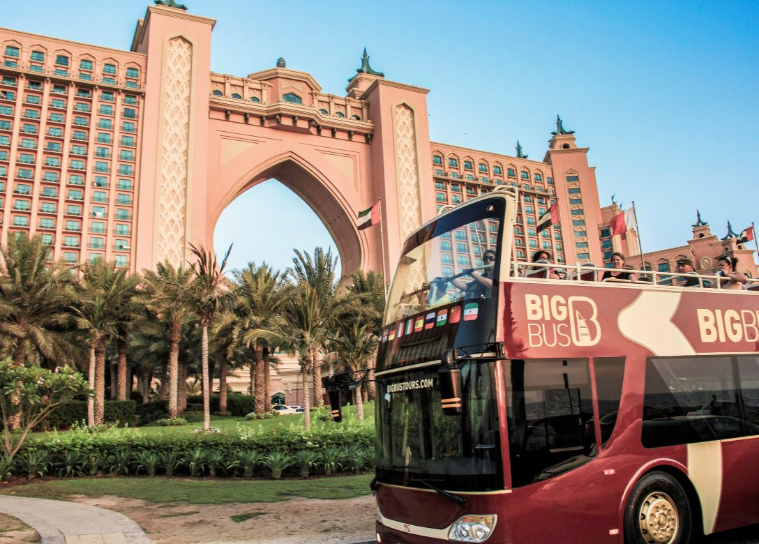 Big Bus Tours - Credit Card Travel Offers