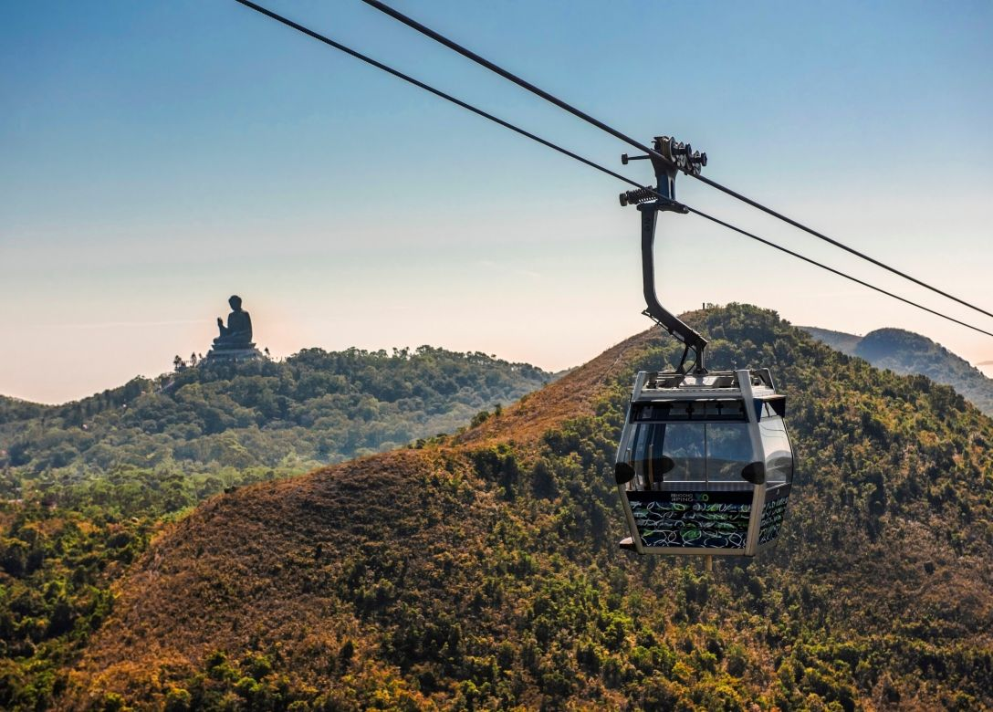 Ngong Ping 360 - Credit Card Travel Offers