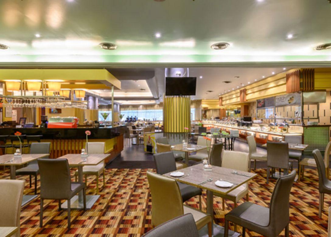 Main Street Cafe -Cititel Penang - Credit Card Restaurant Offers