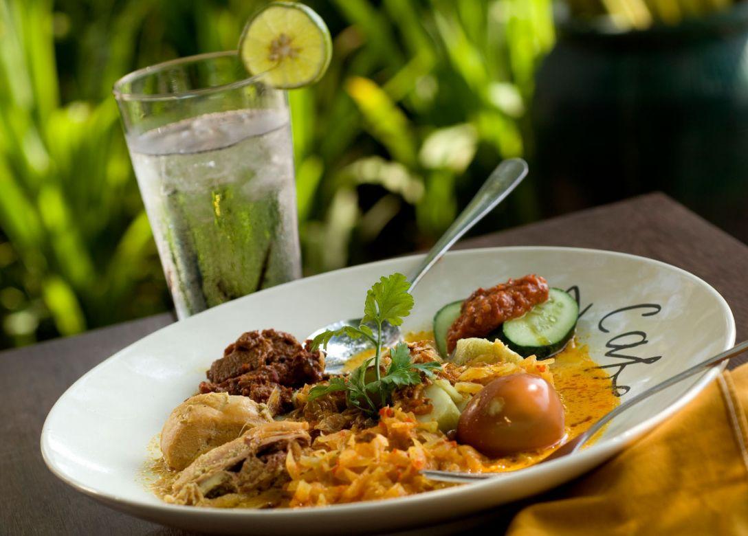 Cafe Batu Jimbar - Credit Card Restaurant Offers