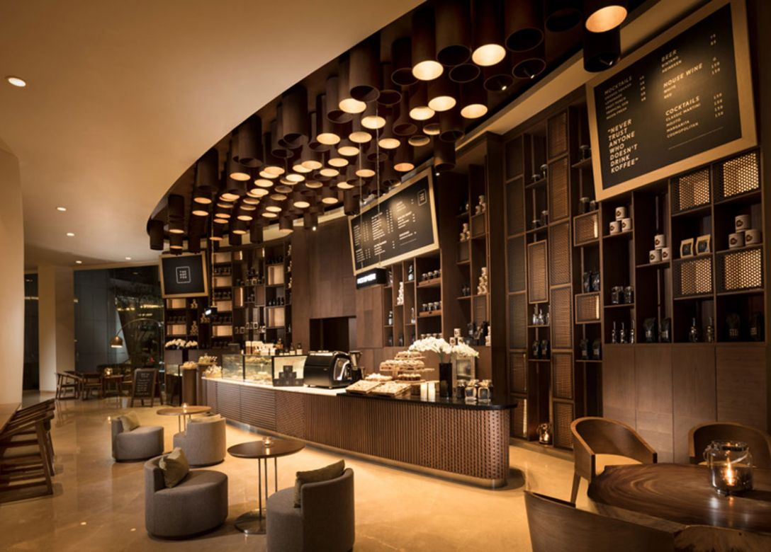 THE KOFFEE, DoubleTree by Hilton - Credit Card Restaurant Offers