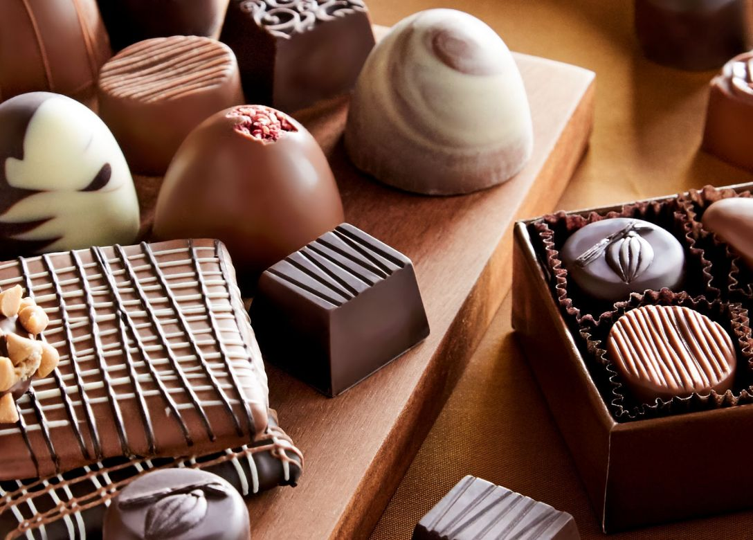 Simply Chocolate - Credit Card Shopping Offers