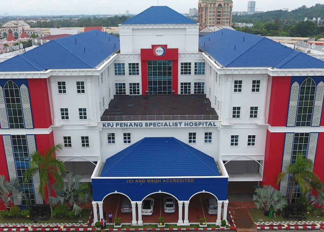 KPJ Penang - Credit Card Lifestyle Offers