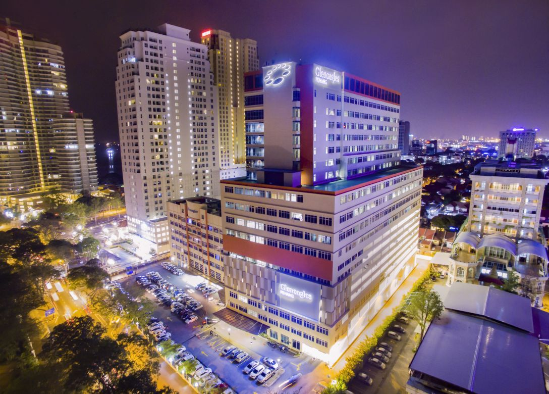 Gleneagles Penang - Credit Card Lifestyle Offers