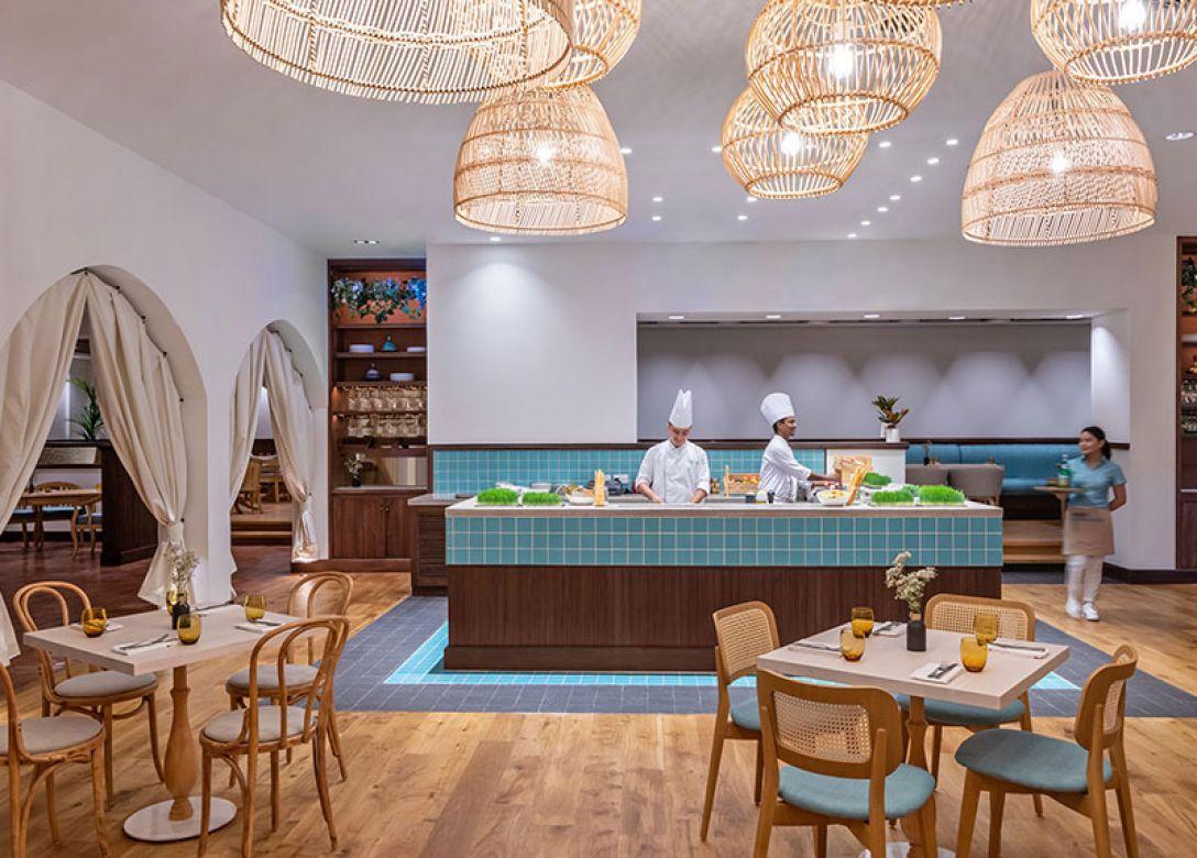 Phoenicia, JA Oasis Beach Tower - Credit Card Restaurant Offers