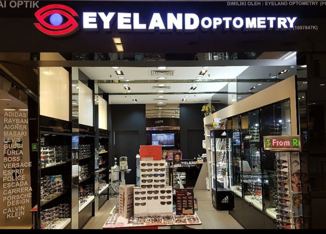 Eyeland Optometry - Credit Card Shopping Offers