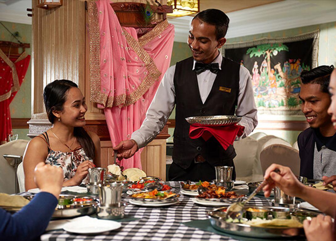 Mulberry India Restaurant, Strawberry Park Resort - Credit Card Restaurant Offers