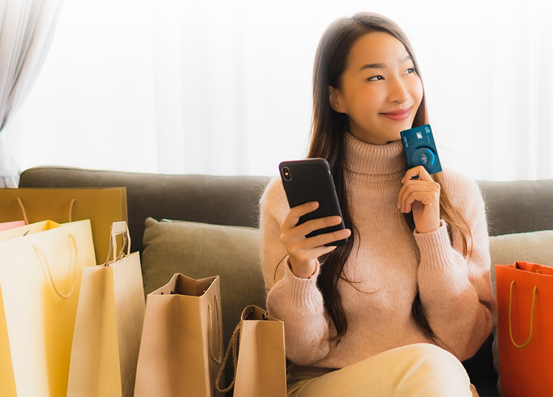 Shopee - Credit Card Shopping Offers