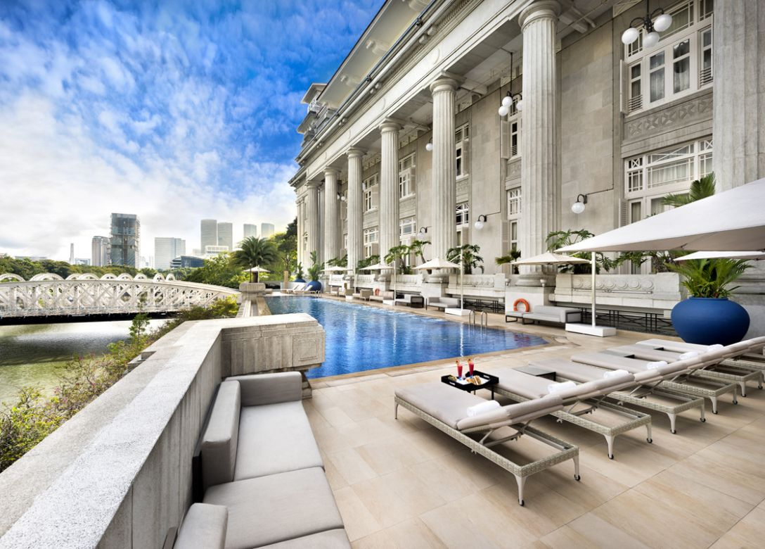 The Fullerton Hotel Singapore - Credit Card Hotel Offers