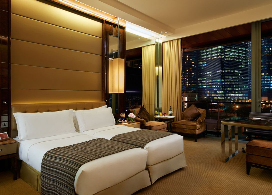 The Fullerton Bay Hotel Singapore - Credit Card Hotel Offers