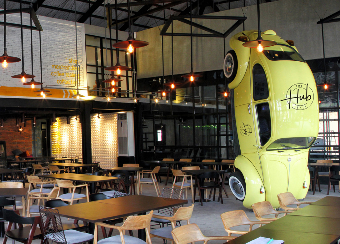 The Hub Bali - Credit Card Restaurant Offers