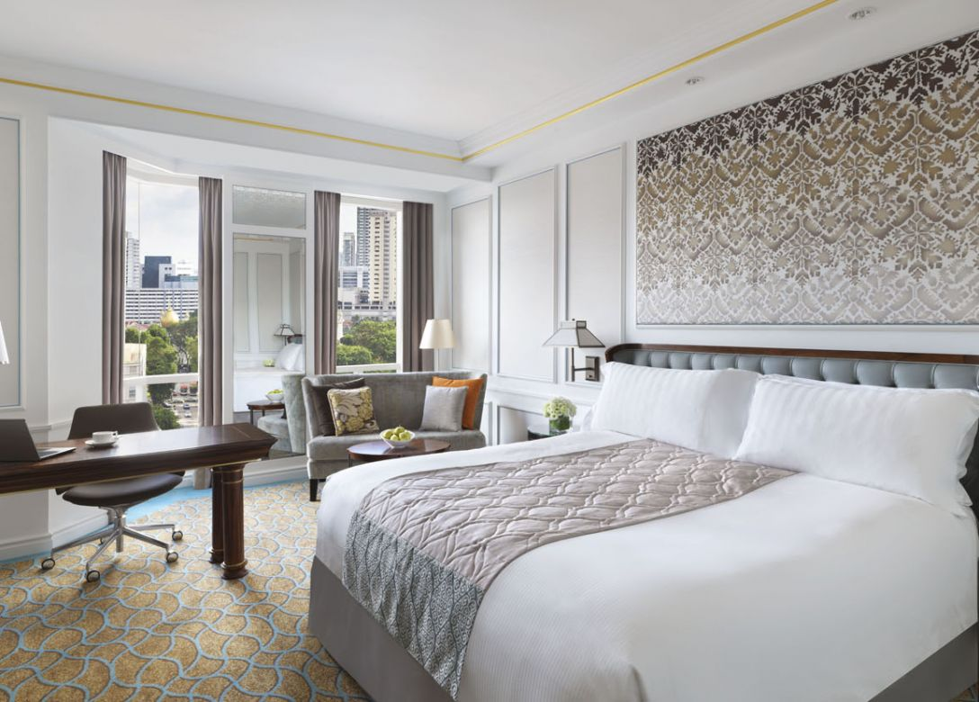 InterContinental Singapore - Credit Card Hotel Offers