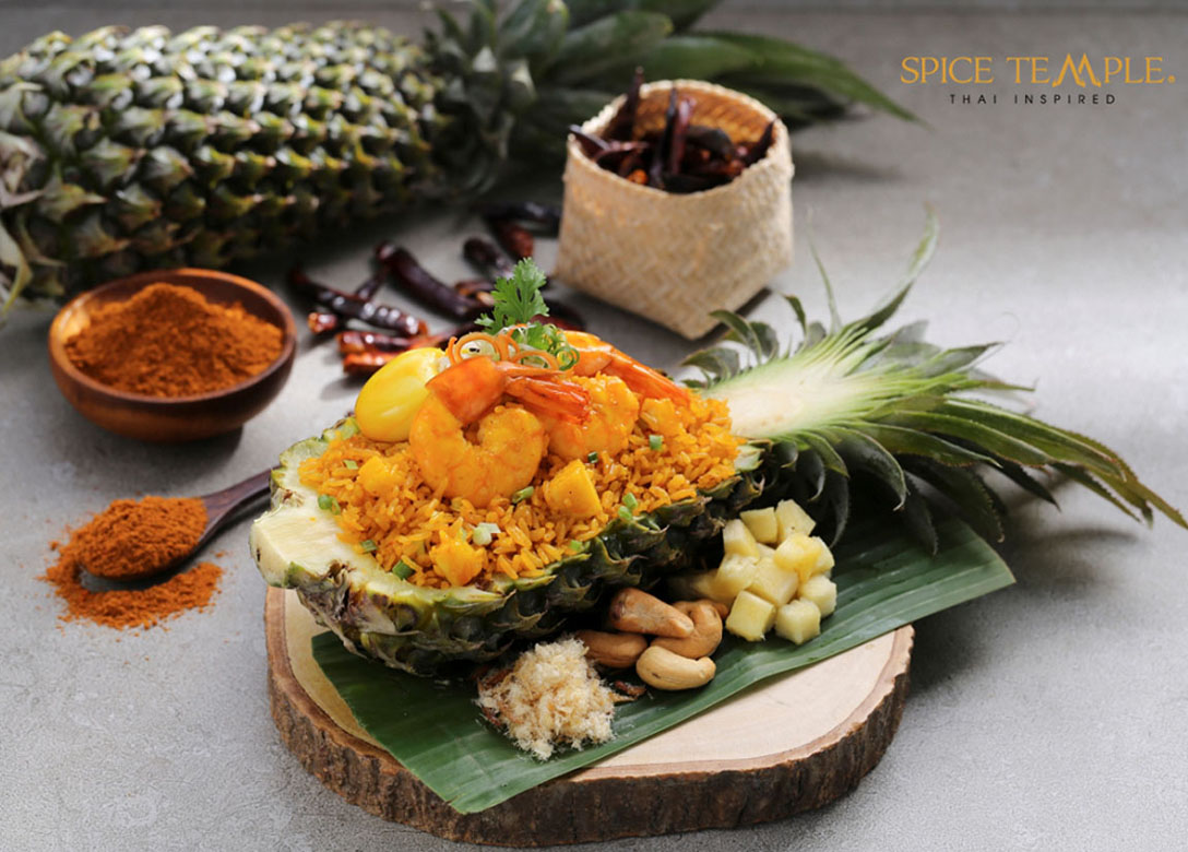 Spice Temple - Credit Card Restaurant Offers