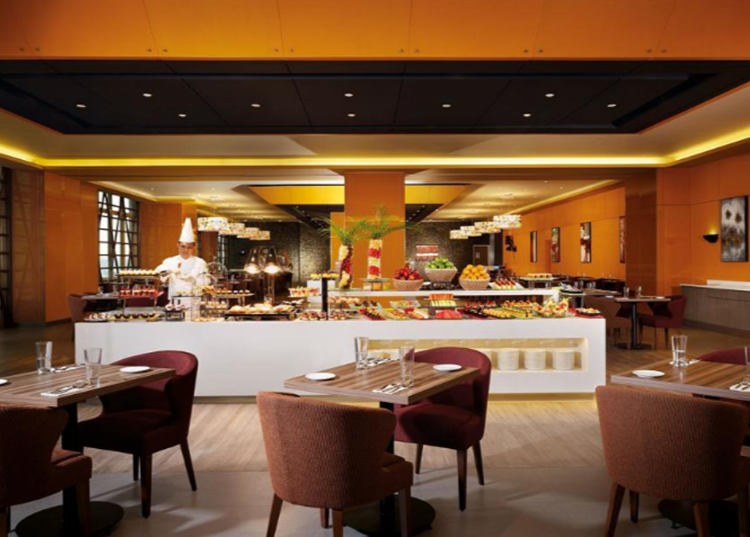 Cafe West, Sunway Clio Hotel - Credit Card Restaurant Offers