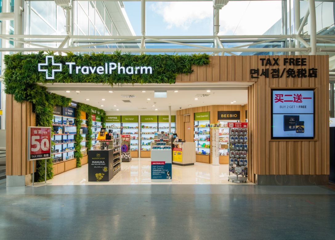 TravelPharm - Credit Card Shopping Offers