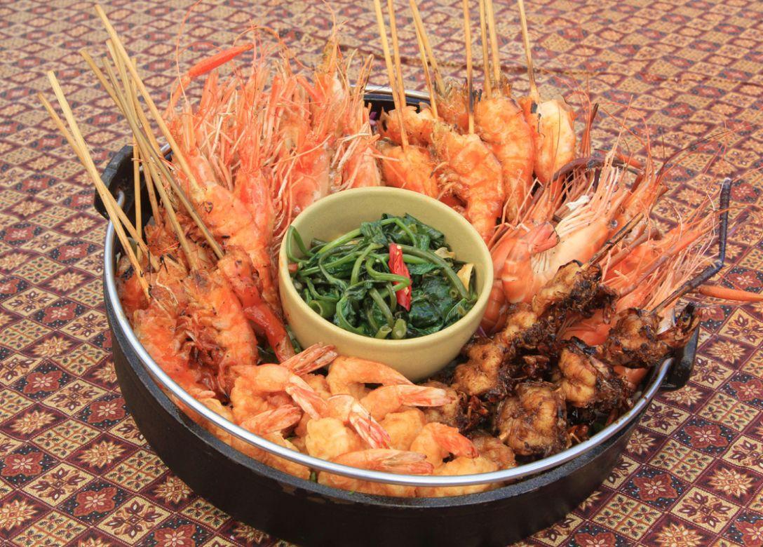 Bale Udang Mang Engking - Credit Card Restaurant Offers