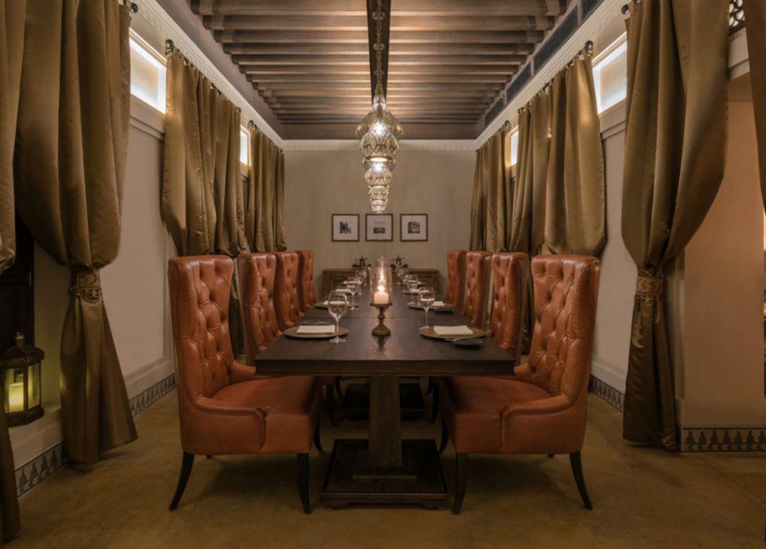 The Arabic, The Chedi Al Bait - Credit Card Restaurant Offers