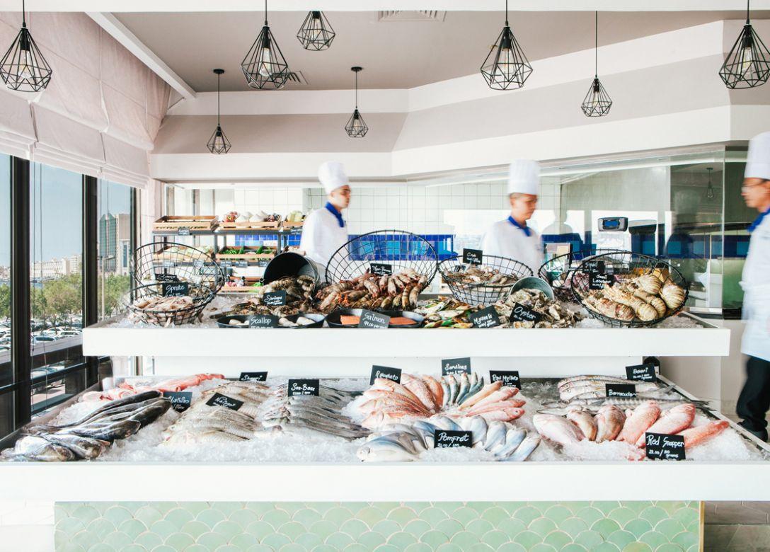 Fish Market, Radisson Blu Hotel, Dubai Deira Creek - Credit Card Restaurant Offers