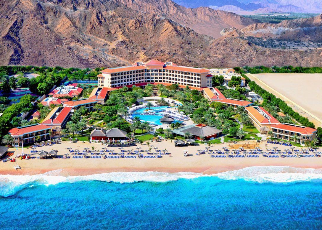 Fujairah Rotana Resort & Spa - Credit Card Hotel Offers