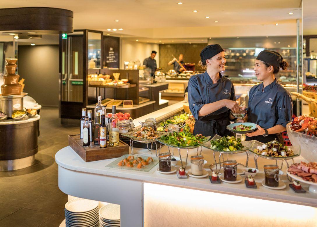 Eight Restaurant - Credit Card Restaurant Offers
