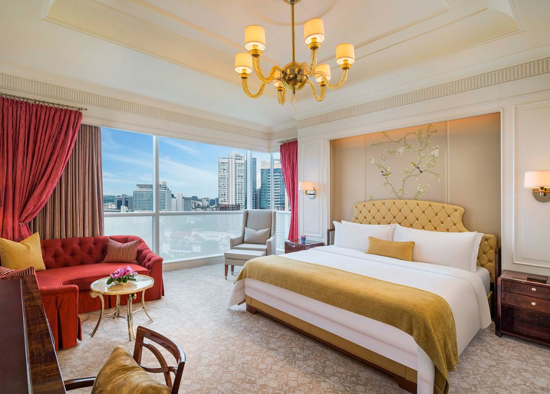 The St. Regis Singapore - Credit Card Hotel Offers