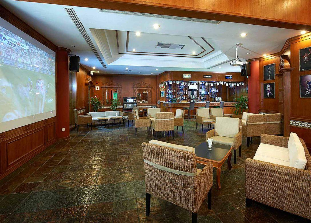 Rimba Sports Bar, Berjaya Langkawi Resort - Credit Card Restaurant Offers
