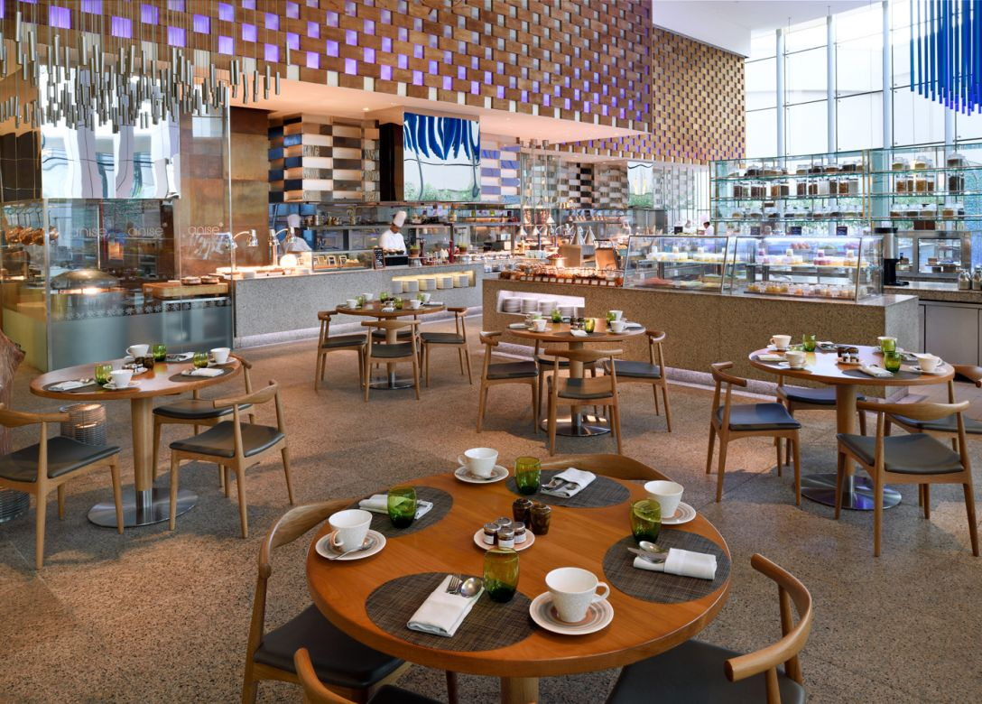 Anise, InterContinental Dubai Festival City - Credit Card Restaurant Offers