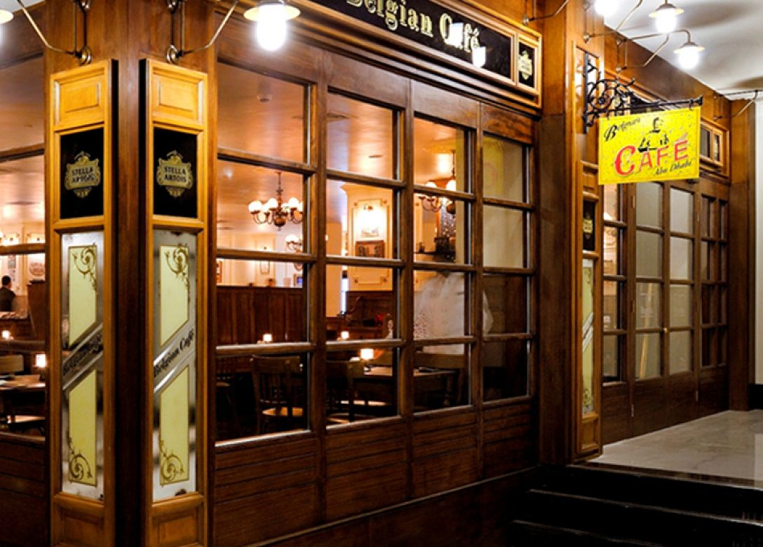 Belgian Beer Café , Crowne Plaza Dubai Festival City - Credit Card Bar Offers