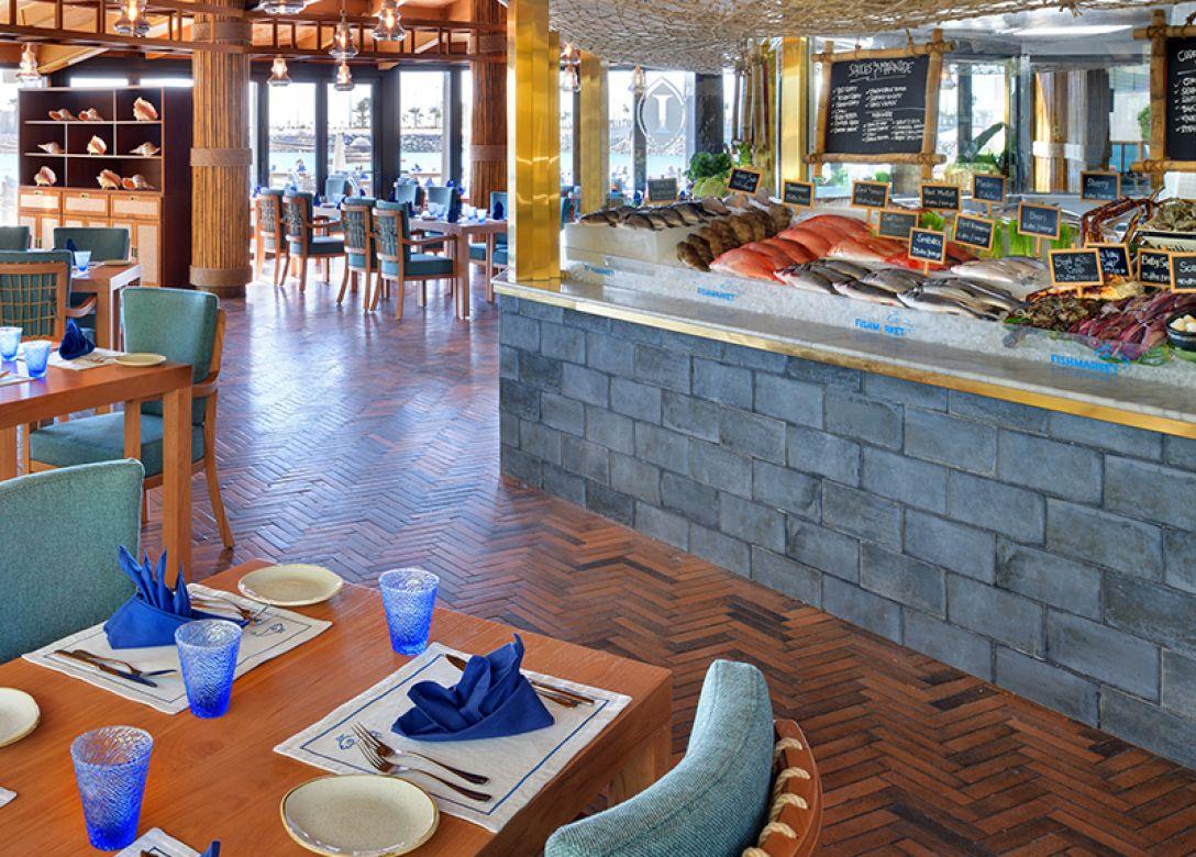 Fishmarket, InterContinental Abu Dhabi - Credit Card Restaurant Offers
