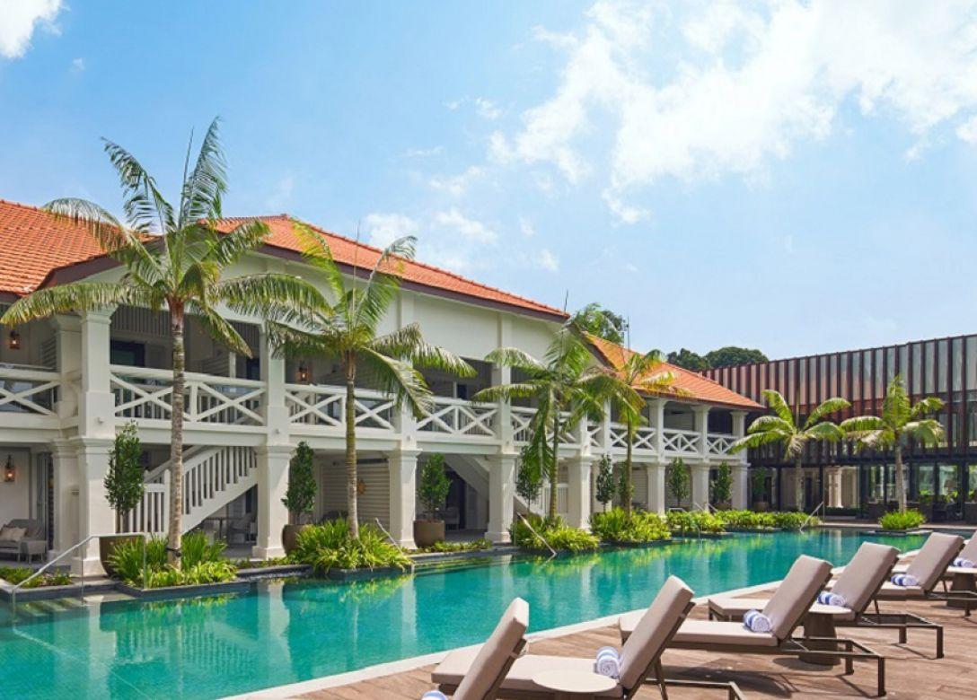 The Barracks Hotel Sentosa - Credit Card Hotel Offers