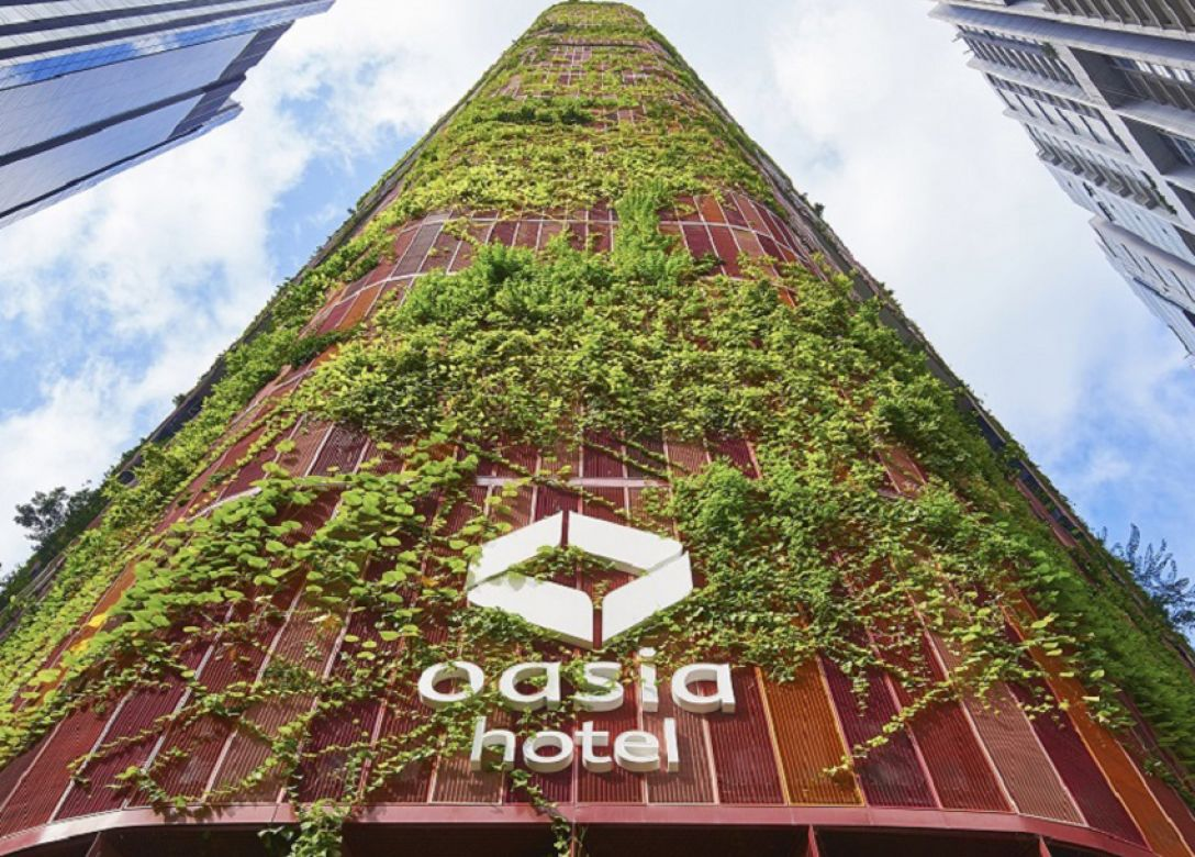 Oasia Downtown Hotel - Credit Card Hotel Offers