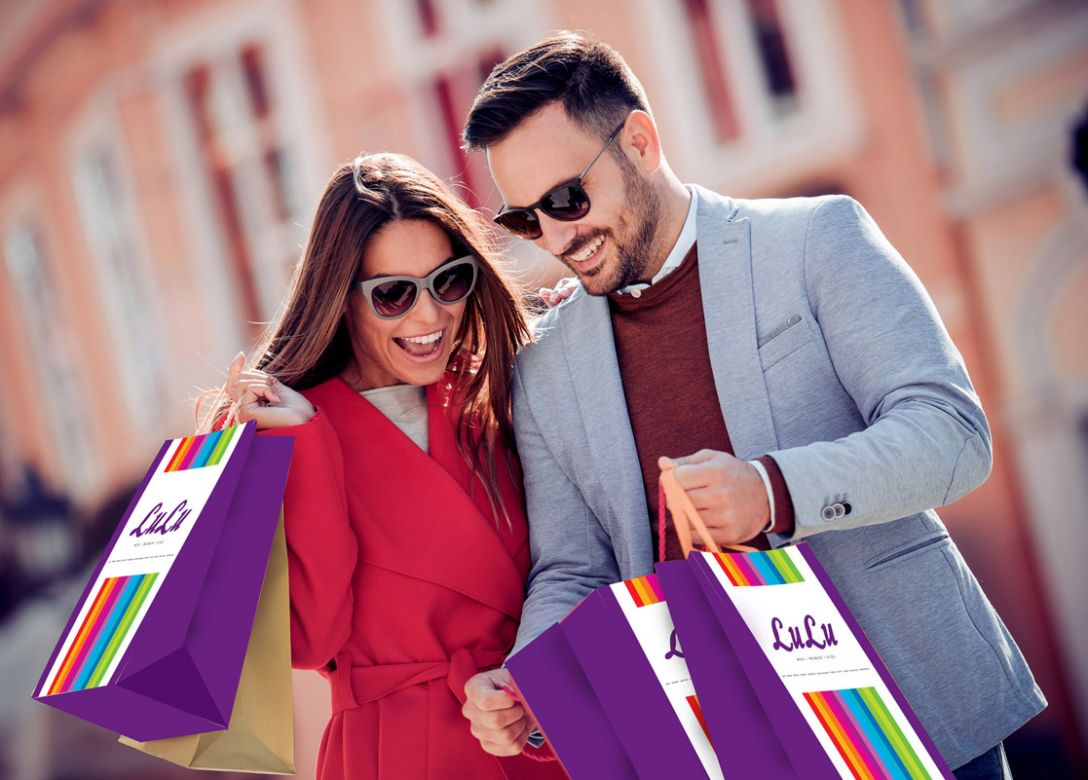 LULU Hypermarket & Department Store - Credit Card Shopping Offers