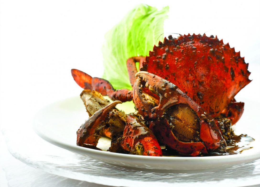 Singapore Seafood Republic - Credit Card Restaurant Offers