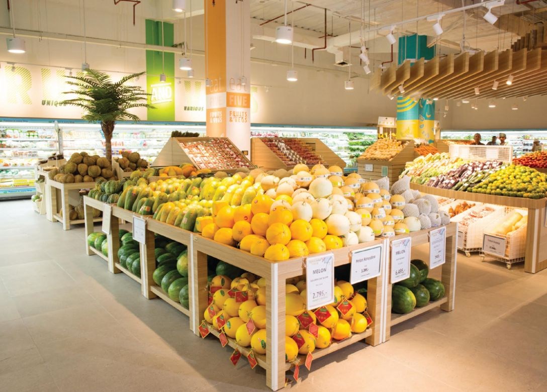 Farmers Market - Credit Card Shopping Offers