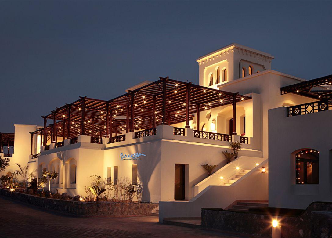Breeze Bar & Lounge, The Cove Rotana Resort Ras Al Khaimah - Credit Card Restaurant Offers